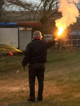 Jon T ISAF Flares