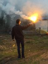 Josh ISAF Flares