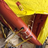 Life raft testing 2