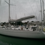 MM in Hamble berth 4