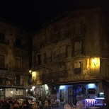 Sicily by night