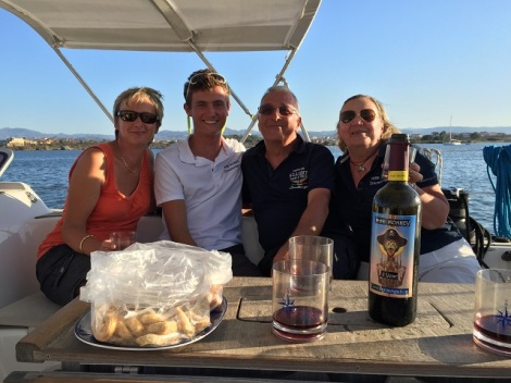 WINE and FOOD - LOTS OF! S